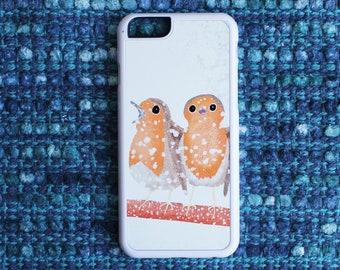 Robin Iphone 6 Case, Iphone Cases Defects, as is, defect, reduced price, iphone 6, robin phone case, bird phone case