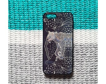 Leopard Iphone 5 Case, Iphone Cases Defects, as is, defect, reduced price, iphone 5