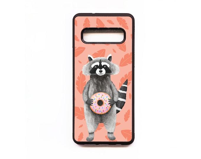 Raccoon Phone Case, Raccoon Samsung phone Case, Animal Phone Case