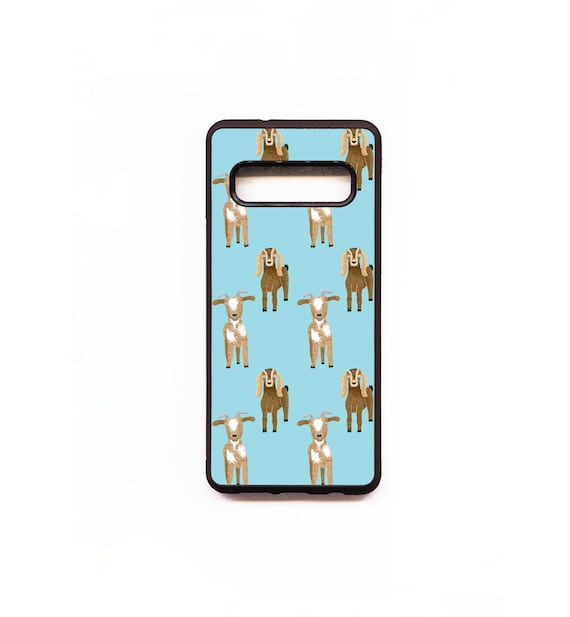 Goat Phone Case, Goat Samsung phone Case, Illustration, Animal Phone Case, Rubber Phone Case, Plastic Phone Case