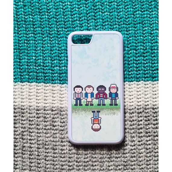 Stranger Things Iphone 7 Case, Iphone Cases Defects, as is, defect, reduced price, iphone 8 case