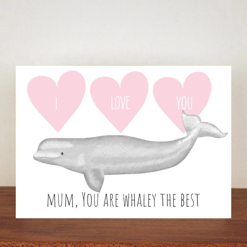 Whaley Good Friend 4 x 5.5 Greeting Card FREE Shipping