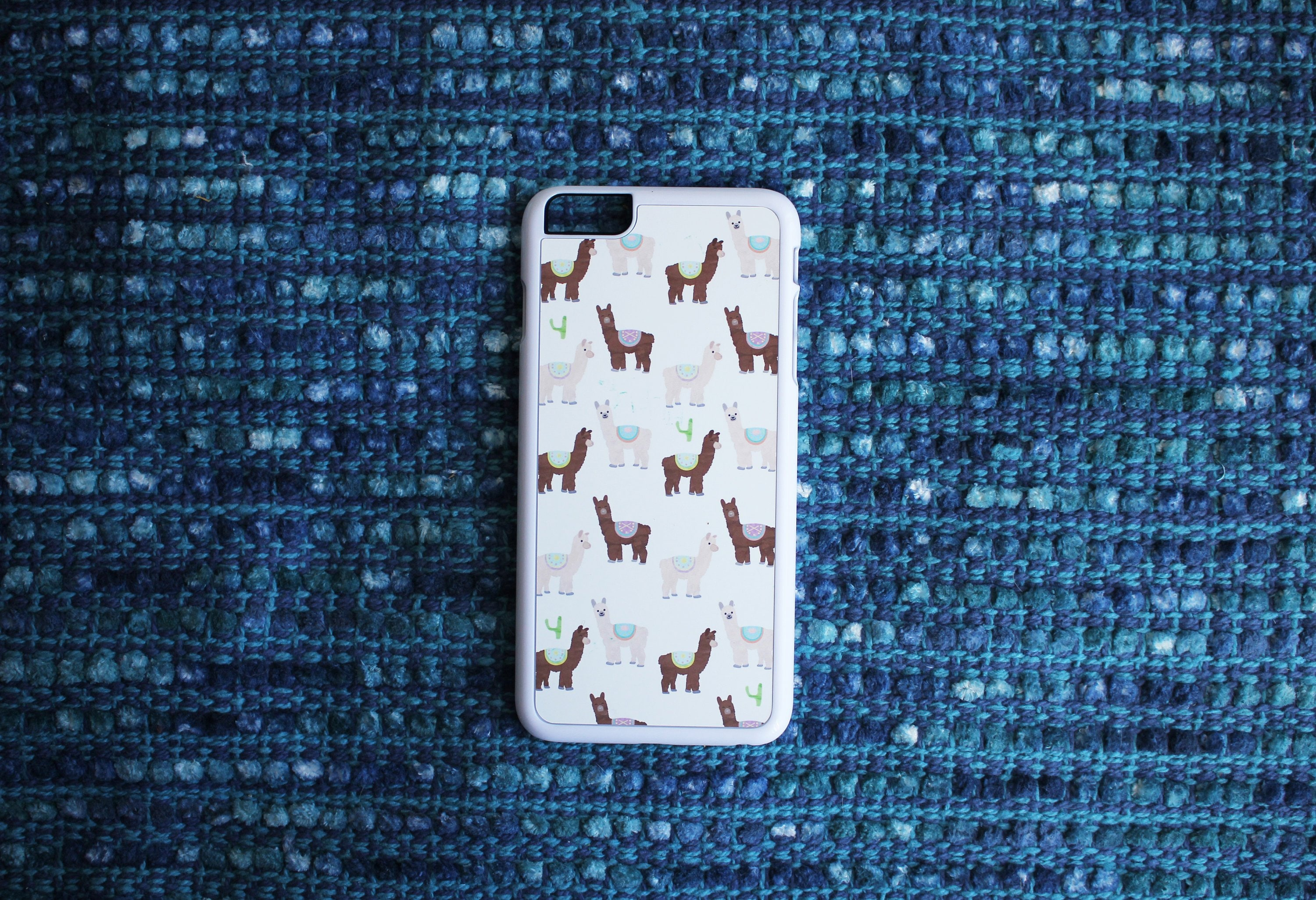 alpaca iphone 6 plus case defects as is defect reduced etsy. Black Bedroom Furniture Sets. Home Design Ideas