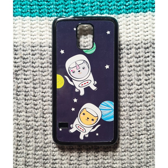Cat Samsung 5 Case, Defect, Samsung Cases, as is, reduced price