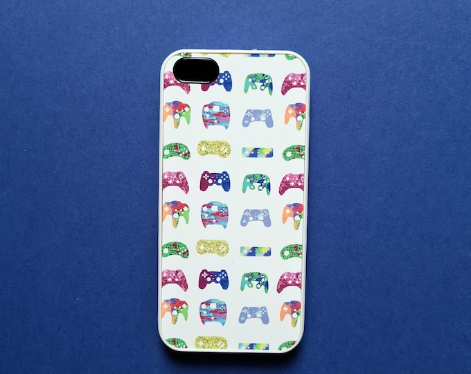 Gamer Iphone 5 Case, Iphone Cases Defects, as is, defect, reduced price, iphone 5