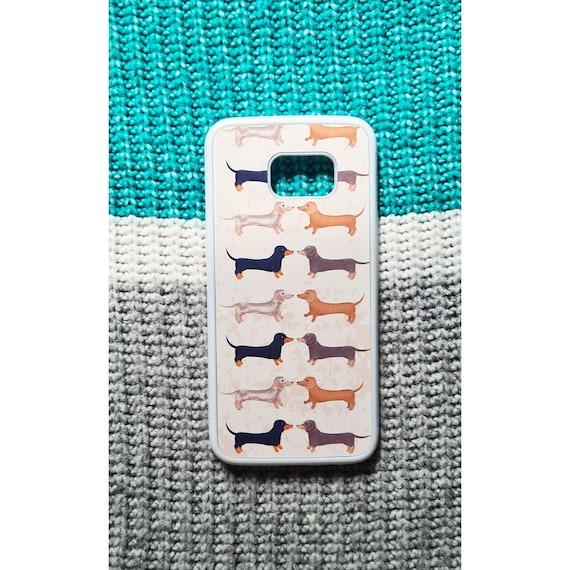 Dachsund Samsung 7 Edge Case, Samsung Cases, as is, reduced price