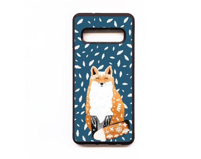 Fox Phone Case, Fox Samsung phone Case, Animal Phone Case