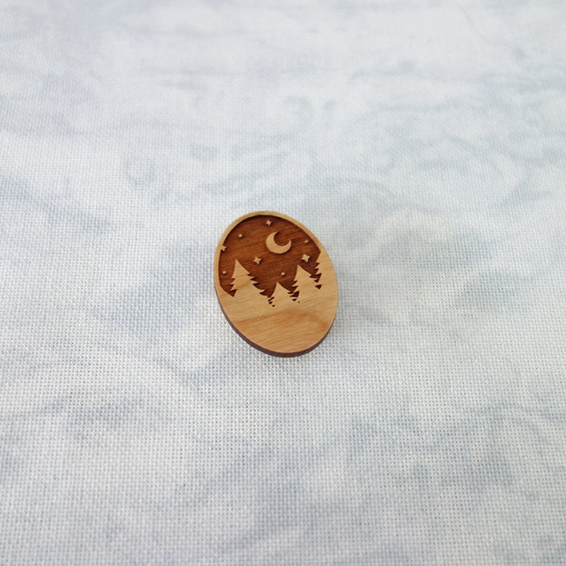 Forest Woods Needle Minder image 0