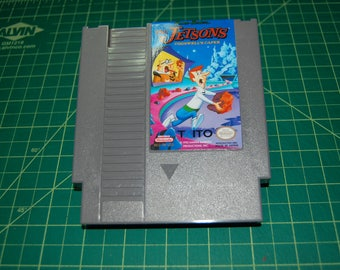 Jetsons - Cogswell's Caper! NES Repro!