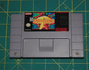 Earthbound! Super NES Repro!