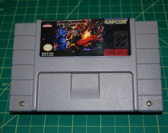 King of Dragons - Super NES Repro!-