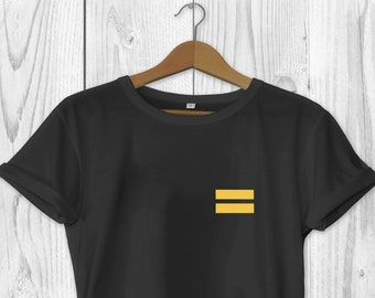Equality Tee, Human Rights shirt, Lgbt pride shirt, Statement T-shirt , Human rights, LGBT rights , Graphic T-Shirt, Pride shirts, Eco Tee