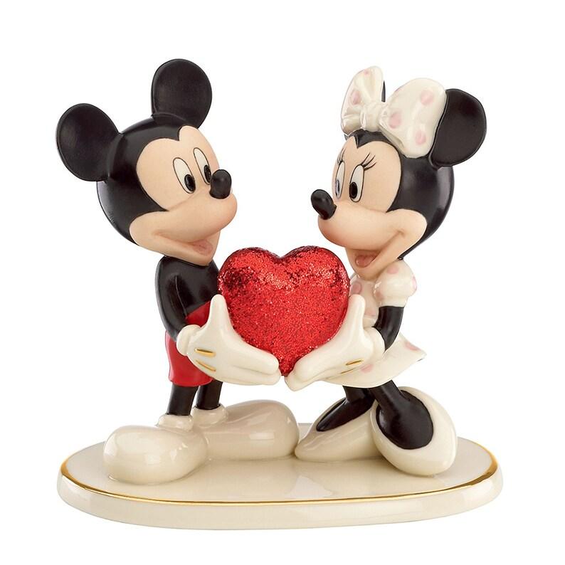 3cd468024536 Lenox Disney Sweethearts Forever Mickey and Minnie Wedding