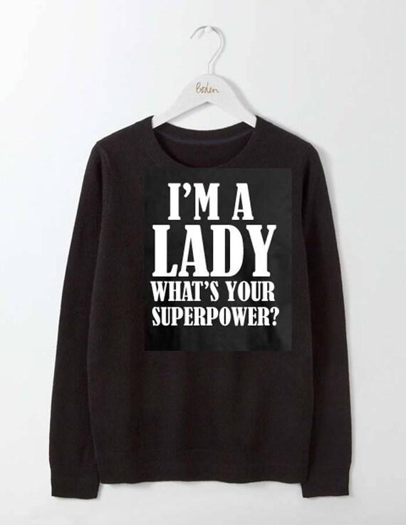 Comedy ShirtsI am a MUMWhat´s your SUPERPOWER?Damen Hoodie