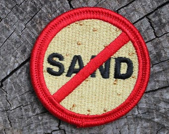 The 'Anakin' Skywalker Patch - I Don't Like Sand - Star Wars