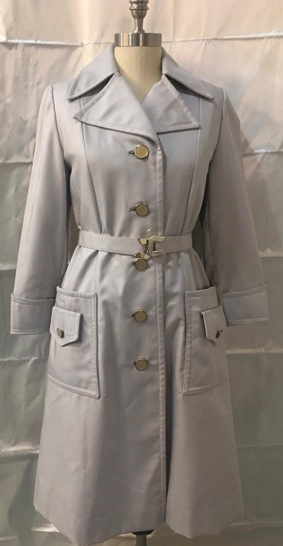 60s-70s Count Romni Travelers Coat.