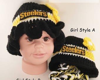 Steelers beanie  dacca2c4b