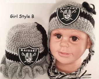 00d7c0f86c9 Crochet raiders hat
