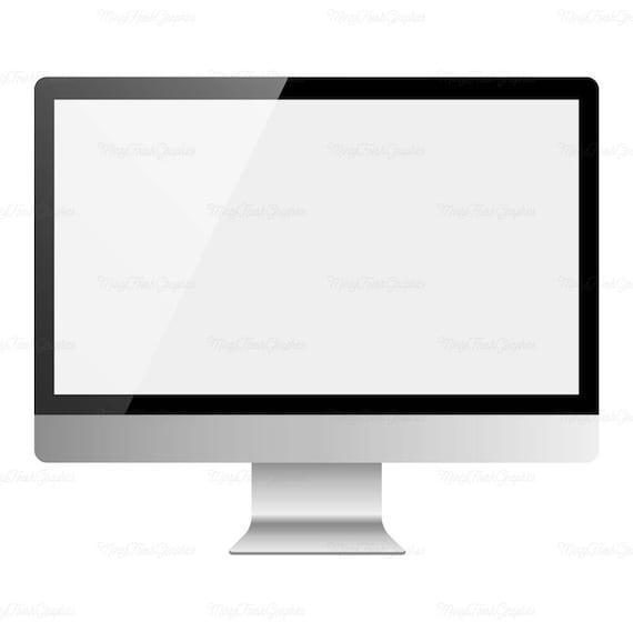 mac mockup desktop computer clipart silver computer monitor clip rh etsystudio com clipart macaw clipart matches
