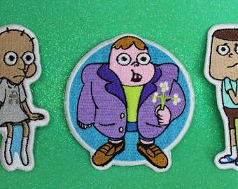 Clarence Jeff and Sumo Patch