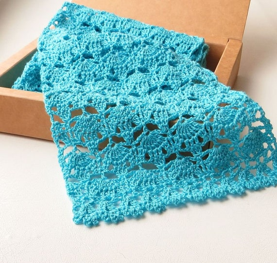 Crochet Scarf Pattern DIY Crochet Pattern PDF Instant Download | Etsy