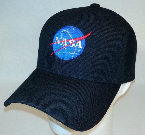 BLACK I NEED MY SPACE  NASA Blackhole Baseball Hat Cap Adjustable Back OSFM