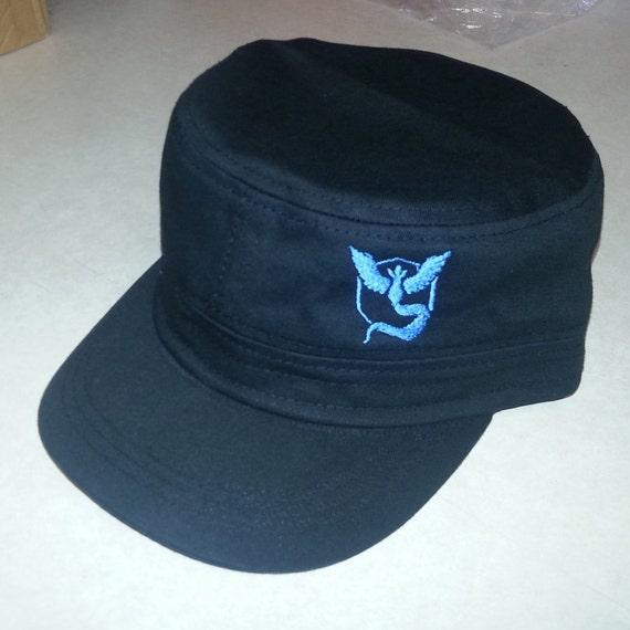 Pokemon GO Team Mystic Castro Cap Hat  55a25370cb1c