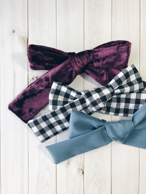 Macie Bow Collection
