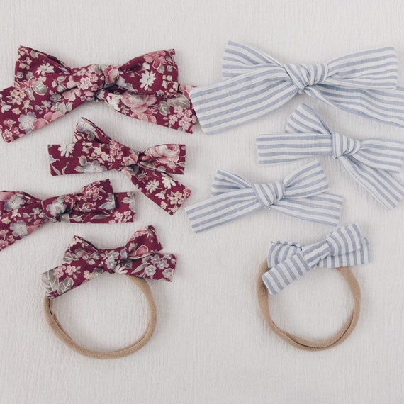Ruby Bow Collection