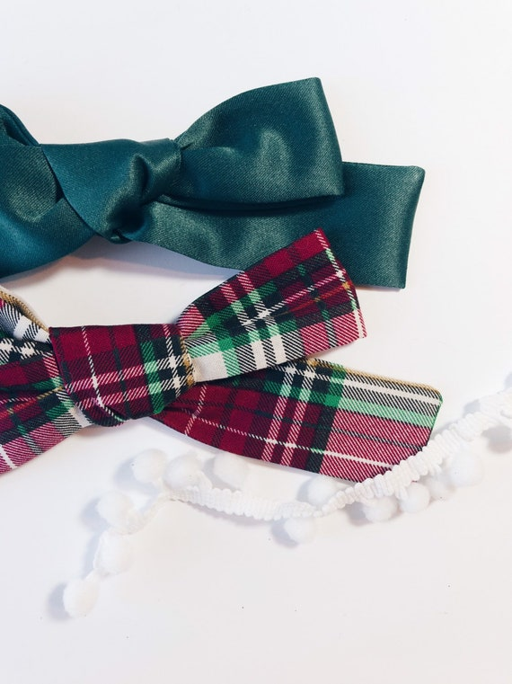 Finley Holiday Bows
