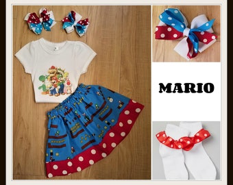 033b698e12f Mario Inspired Outfit