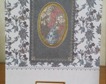 Downton abbey thank you card