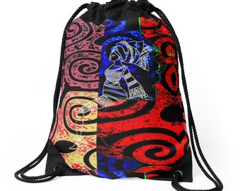 Drawstring Bags - Bisi in Colors