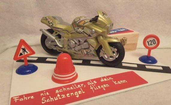 Geldgeschenk Fuhrerschein Motorrad Etsy