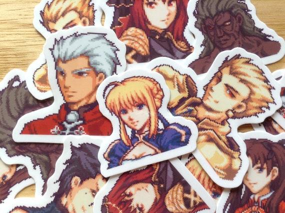 Lancer Fate//Grand Order Scáthach Sticker
