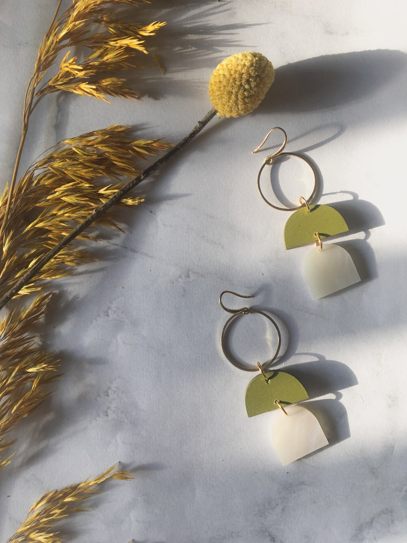 Nora Earrings image 0