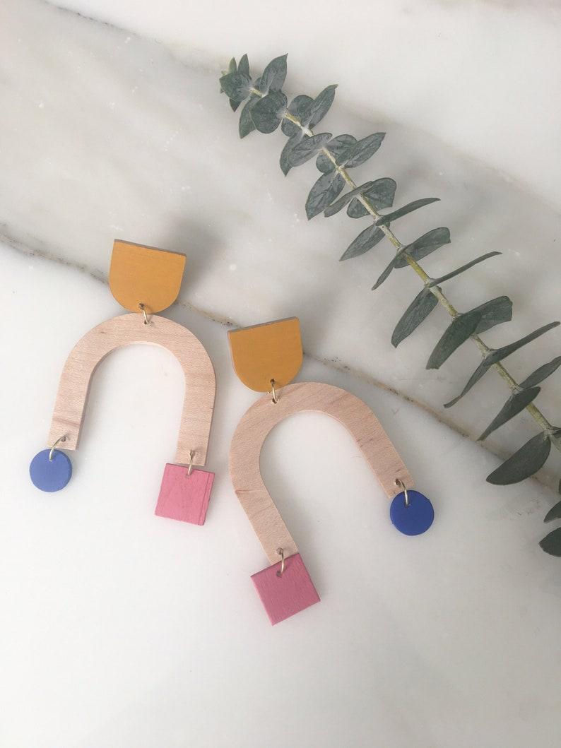 Lizzie Earrings image 0