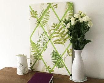 Botanical Pinboard