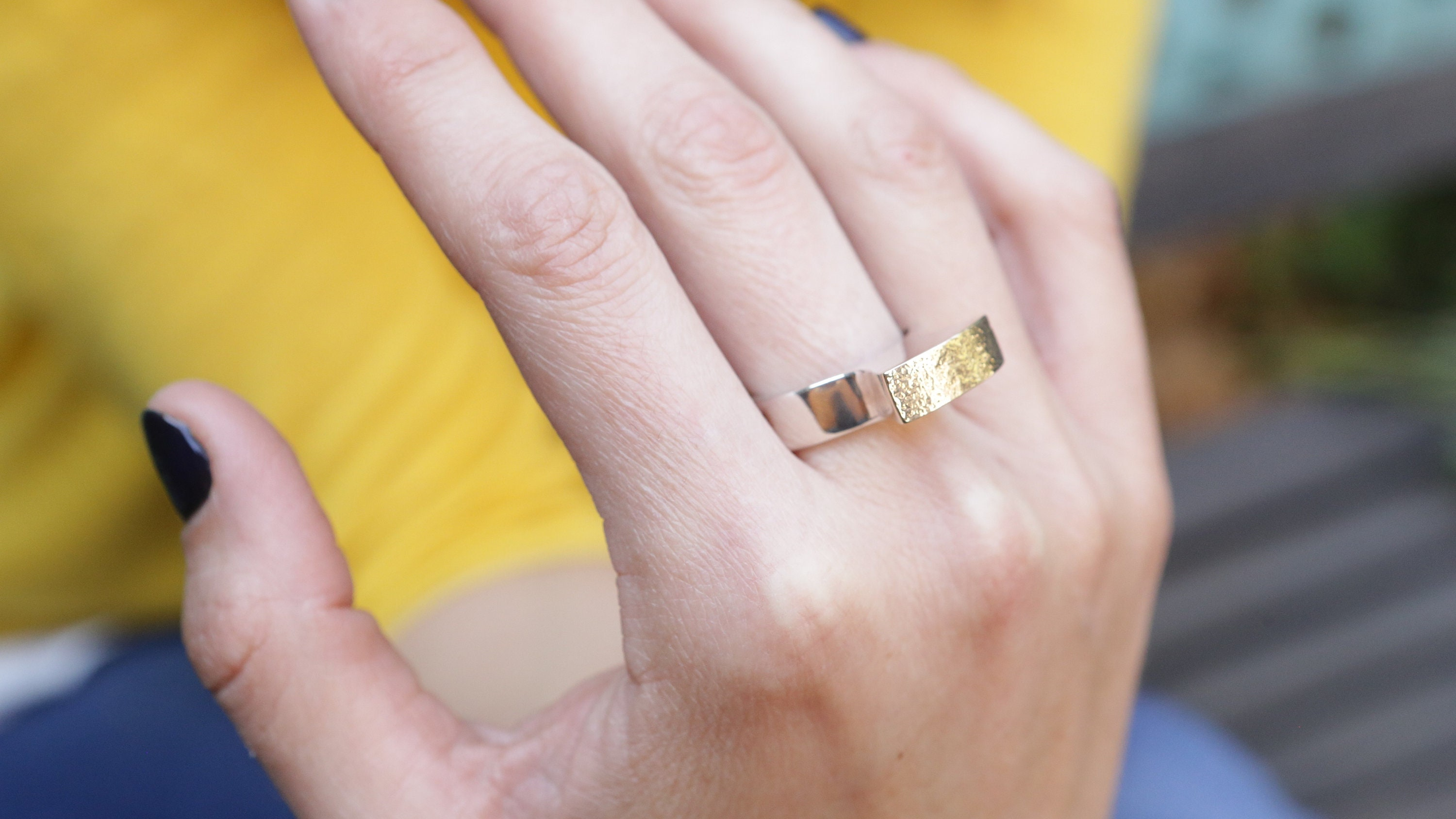 ba3b2f30244d Gold band ring gold stacking rings delicate ring womens etsy jpg 3000x1688 Stacking  rings anniversary