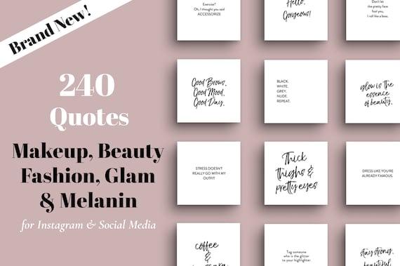 Makeup Beauty Photo Overlays Photography Overlays Instagram Etsy