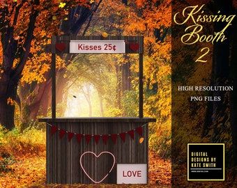 Kissing Booth 2 Overlays, High Resolution Png File. Instant Download, Commercial Use Ok, Buy 3 get 1 free.