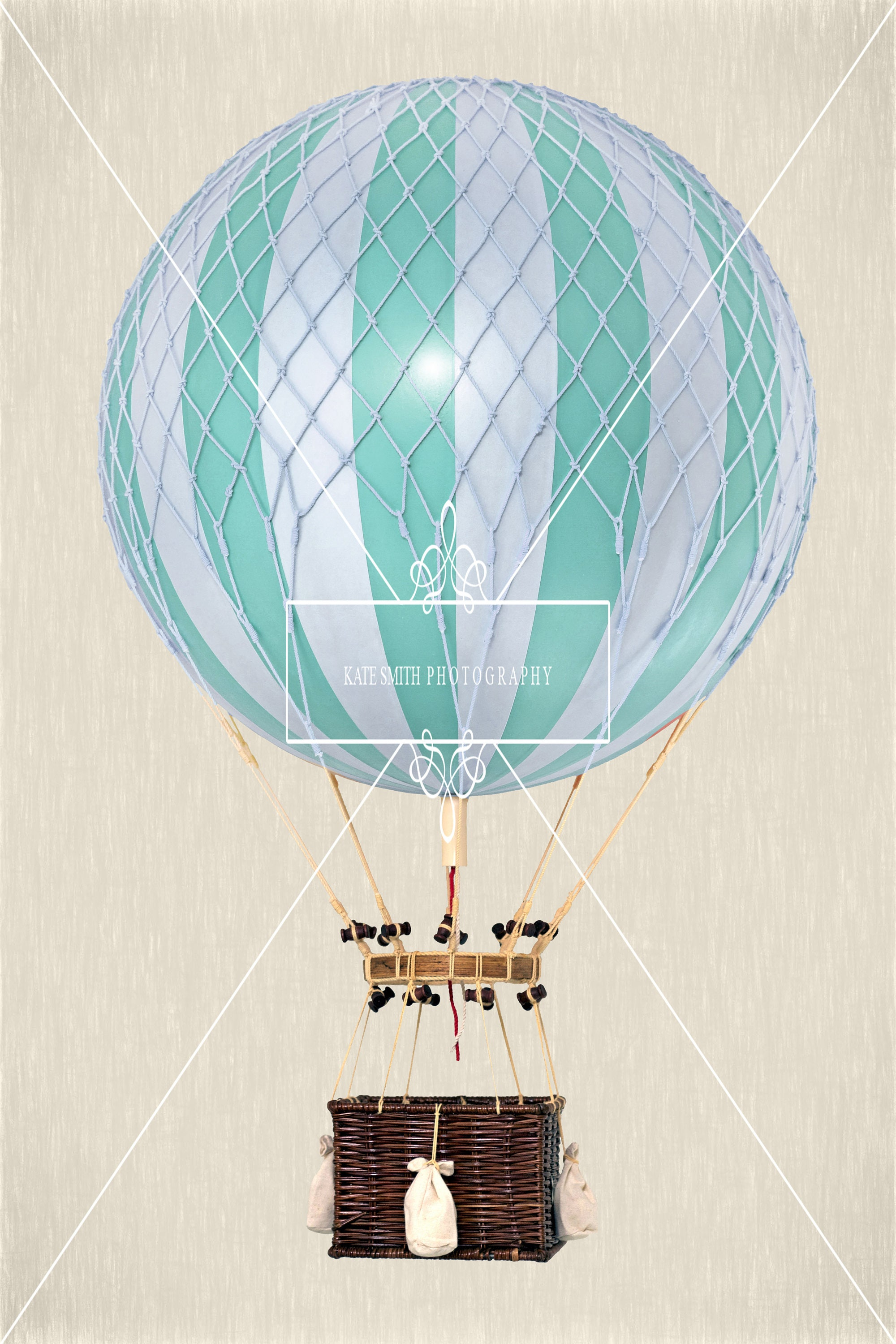 Buy 3 Get One Free Green Hot Air Balloon Prop Extra Large Etsy