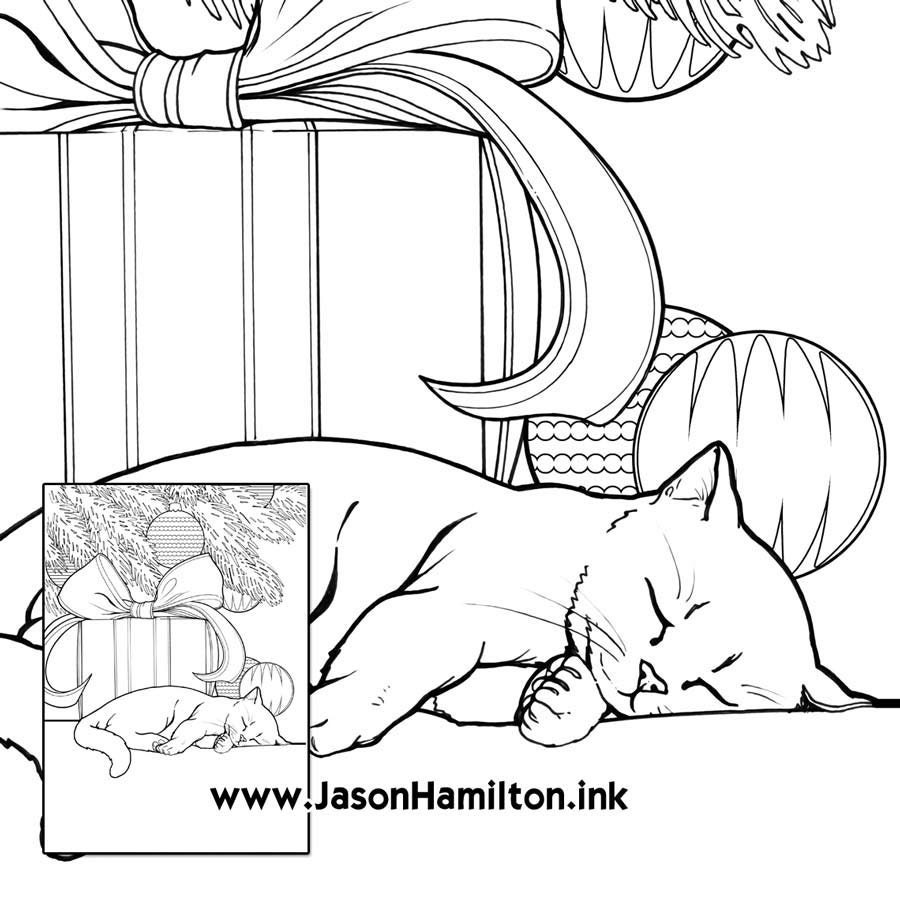 8600 Kitten Coloring Pages Pdf Pictures