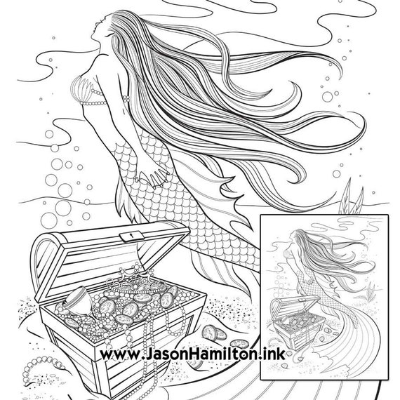 It is an image of Free Printable Fantasy Pinup Girl Coloring Pages with regard to halloween girl
