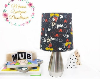 Mickey mouse lampe   Etsy