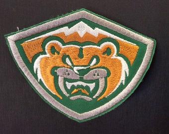 Patch Everett Silvertips - Western Hockey League - Ice Hockey - Washington - Major Junior Ice Hockey
