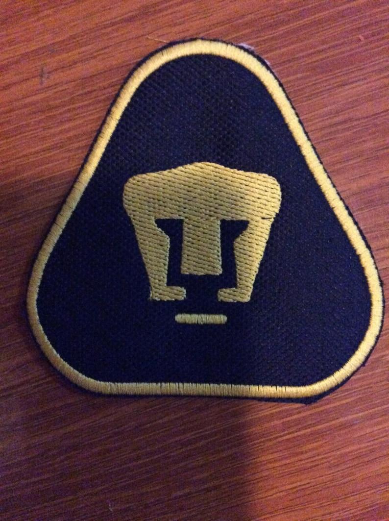 e0509587 Patch badge Pumas UNAM liga MX Mexico Ciudad de Mexico   Etsy