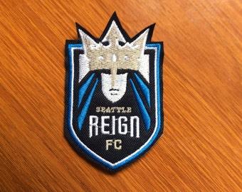 Patch Seattle Reign FC - NWSL - National Women Soccer League - Washington