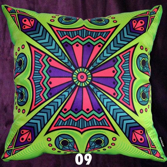 Oferta Cojines Decorativos.Oferta Cojines Decorativos Coloridos Cojin Mandala Cojin Psicodelico Diseno Hippie Decoracion Zen 10 Descuento Y Envio Gratis