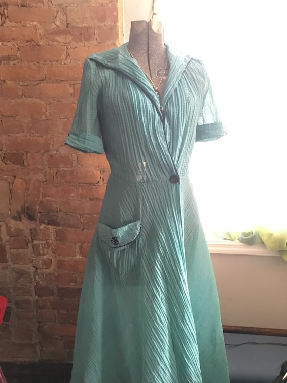 1950s Marylin negligee